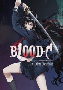 """""""Blood-C: La última oscuridad"""""""