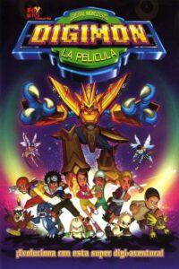 """Digimon: La película"""