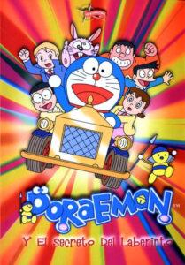 """""""Doraemon y el secreto del laberinto"""""""