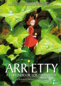 """""""Arrietty y el mundo de los diminutos"""""""