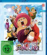 One Piece Film 9. La Saga de Chopper. El Milagro del Cerezo Florecido en Invierno